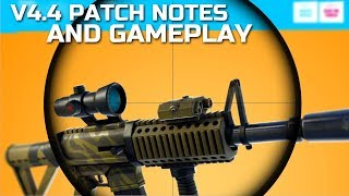 New FORTNITE Update 4.4 Review! + New Thermal AR Gameplay
