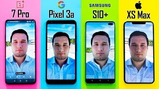 OnePlus 7 Pro vs Pixel 3a vs S10+ vs XS - Camera Comparison