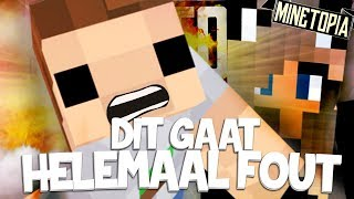 DIT GAAT HELEMAAL FOUT - MINETOPIA #114