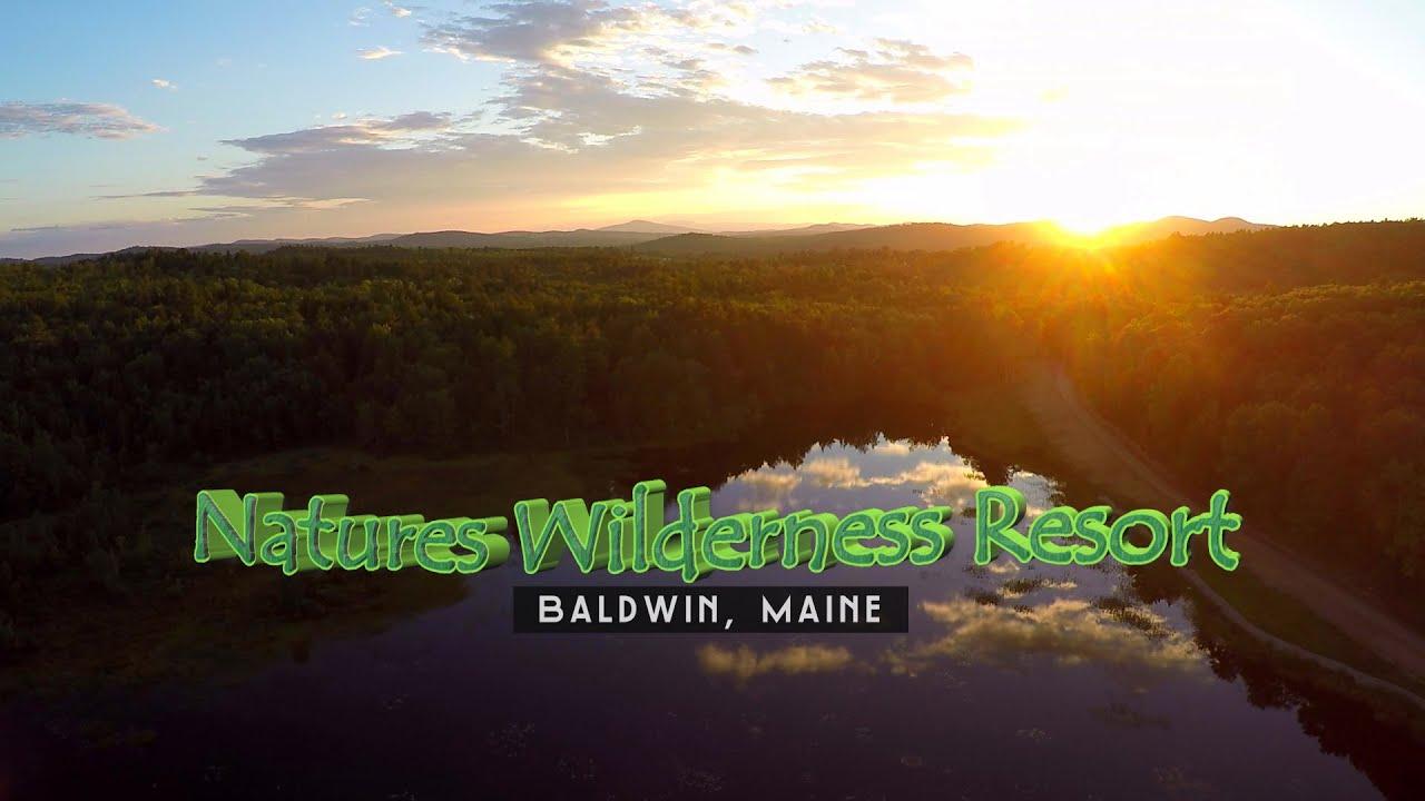Aerials in Maine