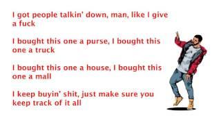Drake - Energy Lyrics (Posted in 2017)