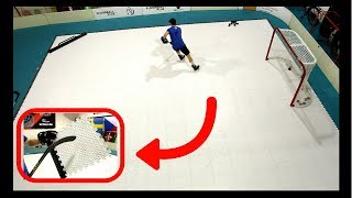 Synthetic Ice Revolution Tiles Hockeyshot