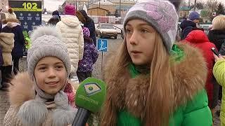 На площади Свободы прошла акция  «Полиция для детей»