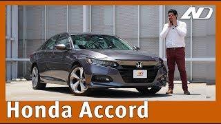 Honda Accord - El rey del segmento regresa y con varias sorpresas