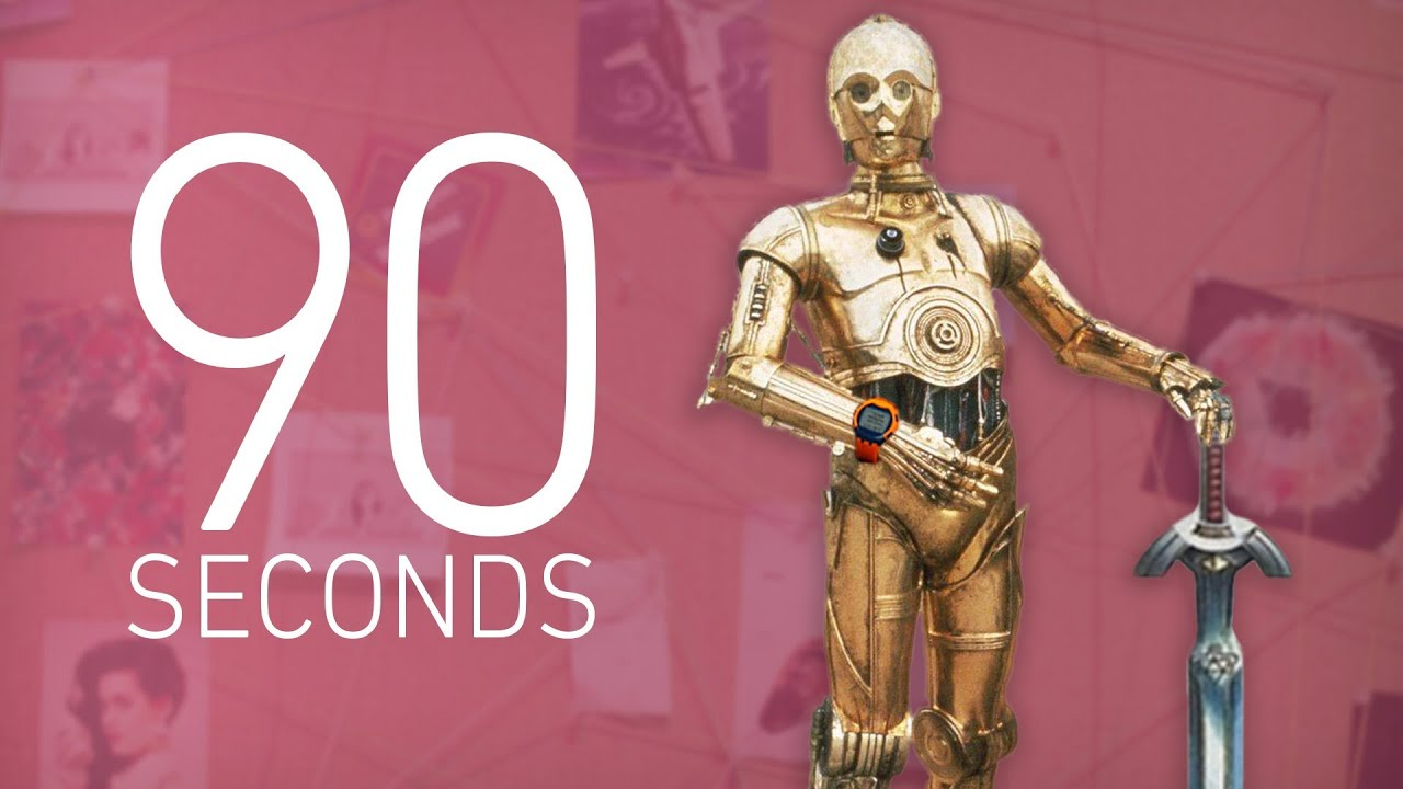 Microsoft, Nintendo, and 'Star Wars' - 90 Seconds on The Verge: Wednesday, April 17th, 2013 thumbnail