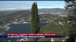 Etg - Dal 17 maggio torna il Festival della Luce