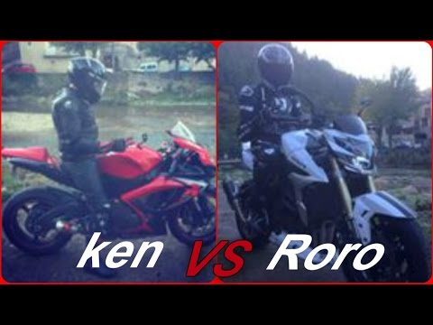 the RACE • GSXR 600 GSR750 • speed fun wheeling Fr