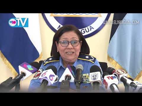 Tránsito Nacional brinda reporte de las incidencias