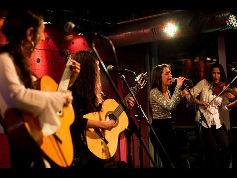Video: Las Migas (ESP) - Love and Passion at Jazz Dock