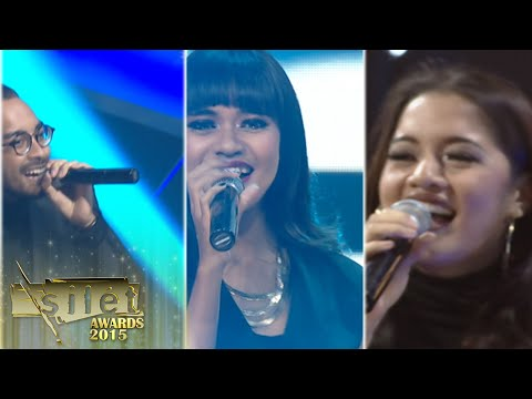 Gamaliel - Audrey - Cantika GAC  'Bahagia' [Silet Awards 13th] [26 Okt 2015] - RCTI - ENTERTAINMENT