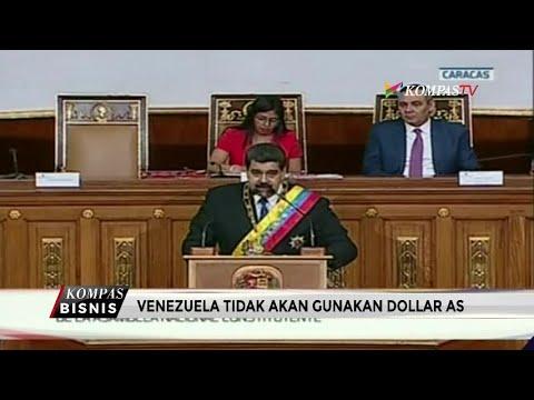 Presiden Venezuela Berhenti Gunakan Dollar
