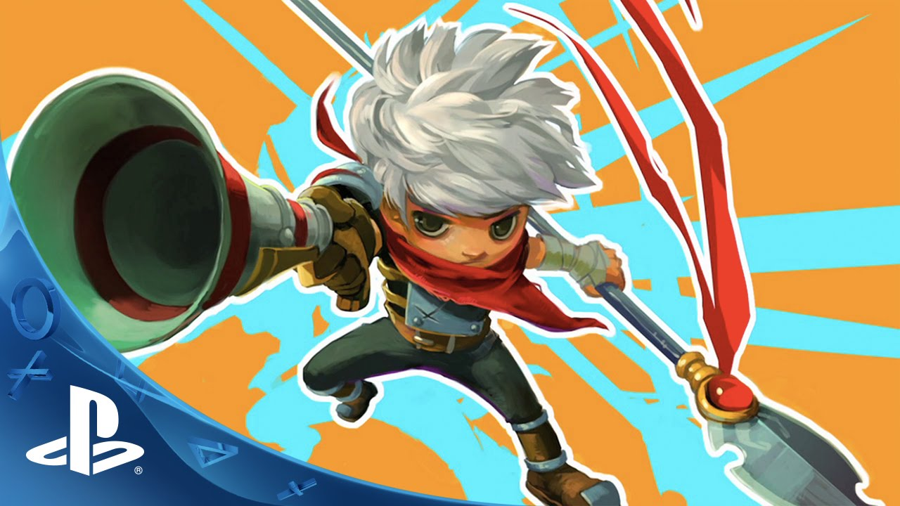 Bastion Coming to PS4, Vita Next Year