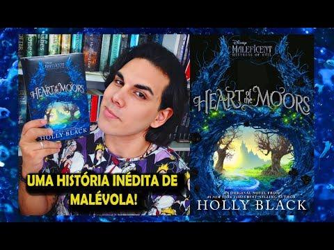 Resenha O CORAÇÃO DA RAINHA | Uma História de Malévola | Holly Black