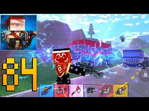 Pixel Gun 3D - Gameplay Walkthrough Part 84 - Battle Royale