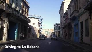 Video from my Great First visit to Cuba October 20, 2016