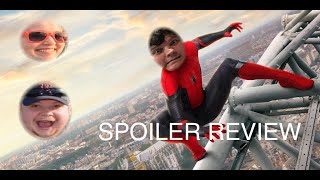Spider-Man: Far From Home SPOILER Discussion - Tim and Maggie Talk Movies #19