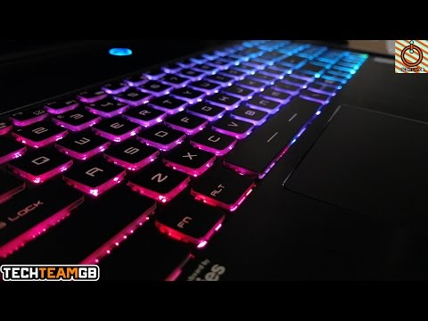 MSI GS60 Skylake Gaming Laptop Review