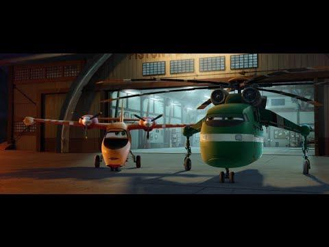 Planes: Fire & Rescue Clip 'Make It Count'