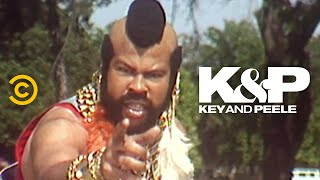 "Mr. T teaches two kids to respect each other's fashion choices.   About Key & Peele:  Key & Peele showcases the fearless wit of stars Keegan-Michael Key and Jordan Peele as the duo takes on everything from ""Gremlins 2"" to systemic racism. With an array of sketches as wide-reaching as they are cringingly accurate, the pair has created a bevy of classic characters, including Wendell, the players of the East/West Bowl and President Obama's Anger Translator.   Subscribe to Comedy Central: https://www.youtube.com/channel/UCUsN5ZwHx2kILm84-jPDeXw?sub_confirmation=1  Watch more Comedy Central: https://www.youtube.com/comedycentral   Follow Key & Peele: Facebook: https://www.facebook.com/KeyAndPeele/ Twitter: https://twitter.com/keyandpeele Watch full episodes of Key & Peele: http://www.cc.com/shows/key-and-peele  Follow Comedy Central: Twitter: https://twitter.com/ComedyCentral Facebook: https://www.facebook.com/ComedyCentral/ Instagram: https://www.instagram.com/comedycentral/  #KeyandPeele #MrT"