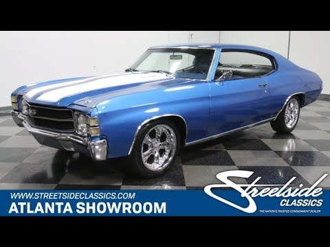 Video of '71 Chevelle - PH1V