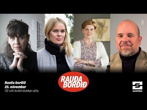 Rauða borðið: Er vit í pólitíkinni?