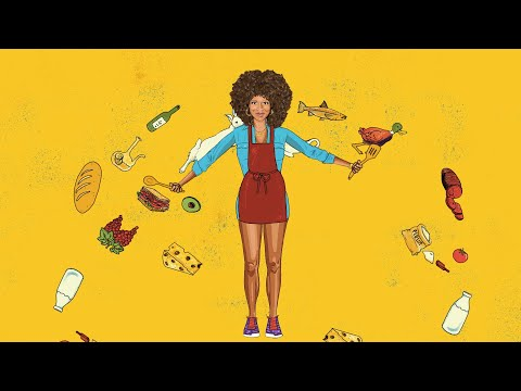 What Do a Chef, a Milkshake, a Farmer, and R&B Star Kelis Have in Common?