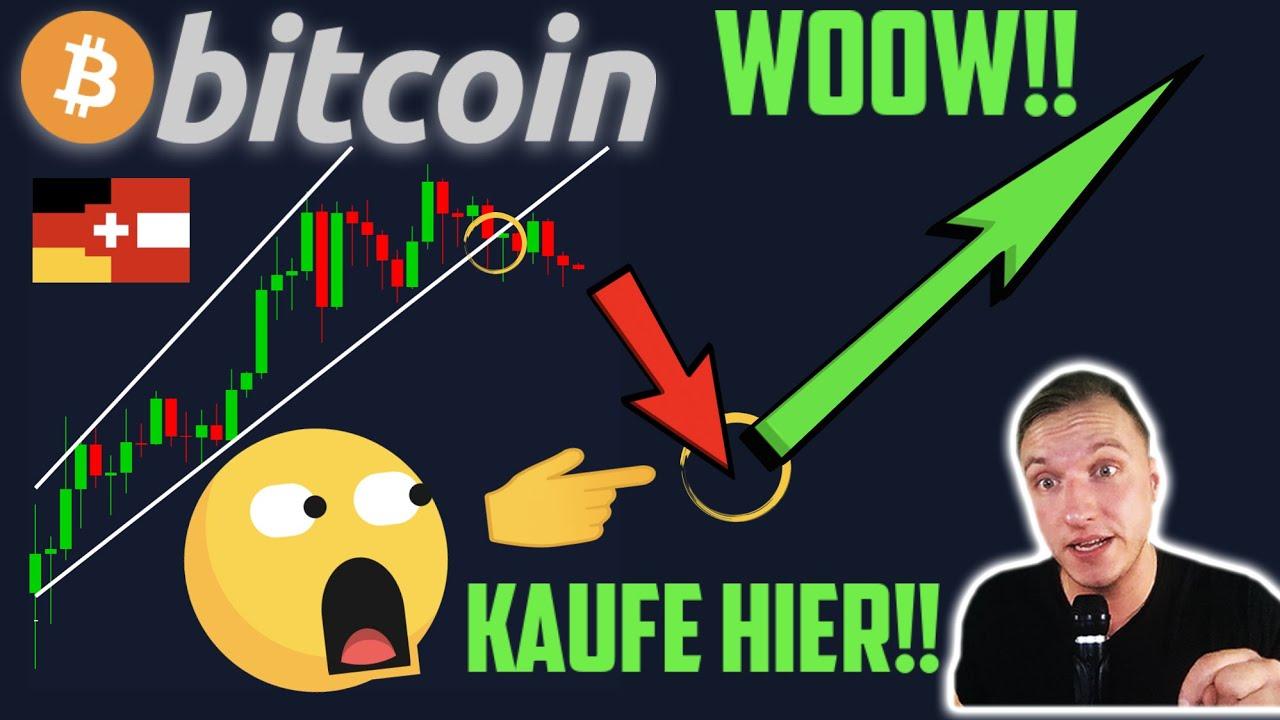 WOOW!!!! HEFTIGER BITCOIN CHART BESTÄTIGT BULLENMARKT!!  [..lag NIE falsch] #Bitcoin #BTC
