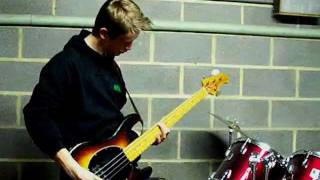 Bass cover of You Can Kill The Protester (Anti-Flag)