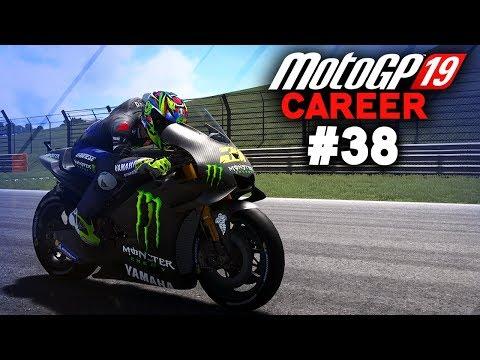 I JOINED YAMAHA & WINTER TESTING! | MotoGP 19 Career Mode Part 38 (MotoGP 2019 Game PS4 Gameplay)