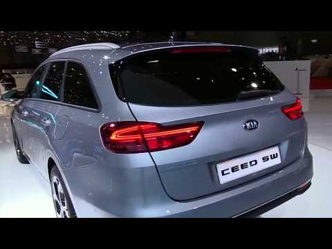 KIA Ceed SW FullSys Features | New Design Exterior Interior | First Impression