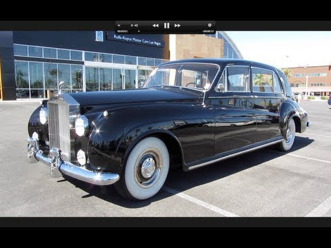 1960 Rolls Royce Phantom V Limousine In-Depth Review