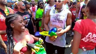 Miami Carnival Jouvert 2018 Pt1 [ Miami Carnival 2018 Ps ] Wet Fete Party