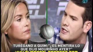 Turégano A Quim - ¿Es Mentira Lo Que Dijo Mourinho Ayer?