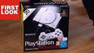Angespielt: PlayStation Classic im ersten Test