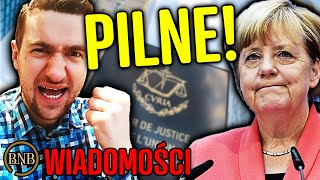 Z ostatniej chwili! Polska WYGRAŁA PROCES przeciw NIEMCOM | WIADOMOŚCI