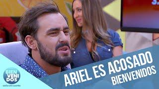 Ariel Levy Es Acosado En Vivo   Bienvenidos