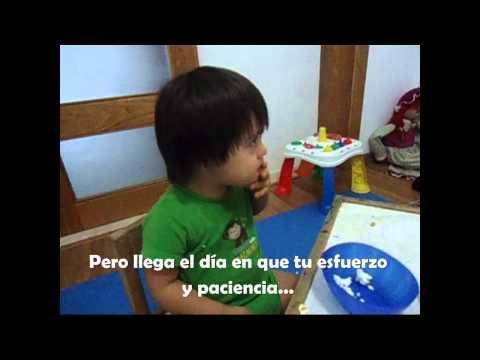 Ver vídeoLo que no te dicen sobre el síndrome de Down es que los retos se superan
