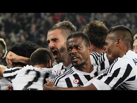 Buon anno dalla Juventus – Happy New Year from Juventus