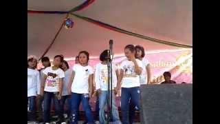 Penampilan Murid SDN Cisaat Rambay SCR 15 06 2013