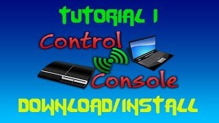 [Control Console] Tutorial 1    Download & Install