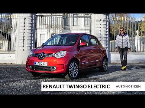 Renault Twingo Electric 2020: Elektro-Kleinwagen im Test, Review, Fahrbericht