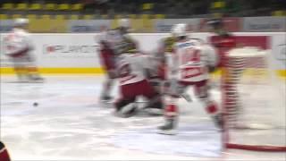 preview picture of video 'HC Orli Znojmo vs. EC-KAC - Highlights'