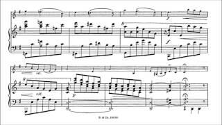 Sartorio, Arnoldo Violin Concerto in F major for violin +