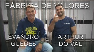 Papo de DIREITA - Evandro Guedes e Arthur do Val (Mamãe Falei) - Fábrica de Valores