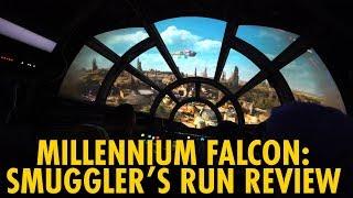 Millennium Falcon: Smuggler's Run Attraction Review | Star Wars: Galaxy's Edge | Disneyland