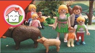 Playmobil Film Deutsch  Der Kita Ausflug  In Den Wildpark / Playmobil Zoo