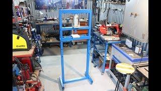 Fai da te come costruire una levigatrice manuale for Costruire pressa idraulica
