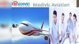 Air Ambulance in Indore and Varanasi at Low Cost by Medivic Aviation