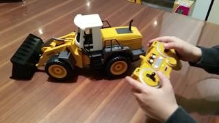 Jamara Spielzeug / RC Bagger / RC Radlader / RC Excavator / RC Wheel loader / Jamara Toys