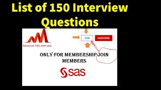 List of 150 Questions---daily 1 video from 05 Nov 2020
